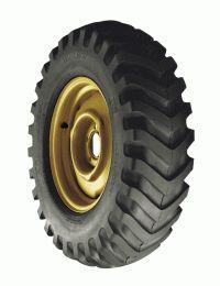 Trac-Loader Chevron Tires
